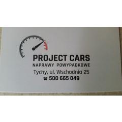 Project CARS /Lakiernia/blacharnia/Konserwacja podwozia