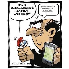 Serwis LCD - GPS