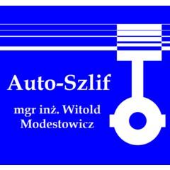 """""""Auto-Szlif"""" mgr inż. Witold Modestowicz"""
