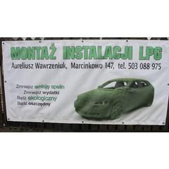 Elektronika samochodowa, Montaż instalacji LPG Wawrzeniuk
