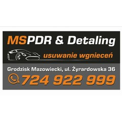 MS PDR & DETALING Usuwanie wgniceń