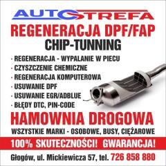 AUTO-STREFA / CHIP-TUNING / REGENERACJA DPF