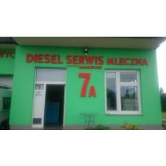 Diesel Serwis Mleczna Waniszewski