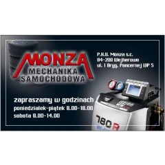 Monza Mechanika Samochodowa