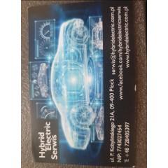 HYBRID ELECTRIC SERWIS