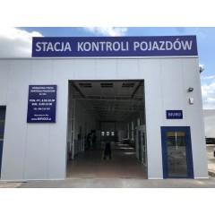 Stacja Kontroli Pojazdów SKP Łódź